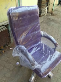 purple and black camping chair Mumbai, 400072