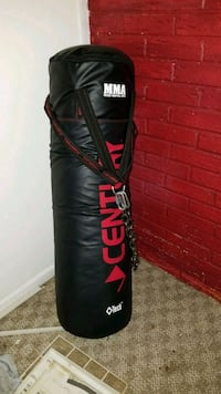 black and red Century heavy bag Anniston, 36201