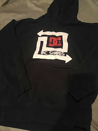 GUYS DC SHOES HOODIE
