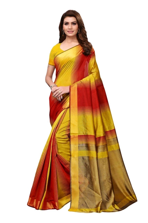 Pure cotton saree with more 5 colors