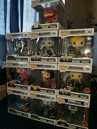 Jim Lee exclusive funko pops $50 EACH  Toronto, M1L 2T3