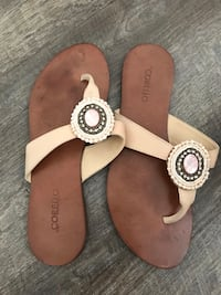 Flat Sandals from Brazil - US size 6.5/7 Alexandria, 22310
