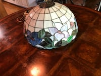 Stain Glass light fixture Brentwood, 37027