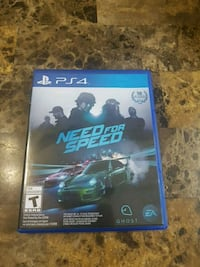 Need for Speed PS4 $25 Halton Hills, L7G 5X6