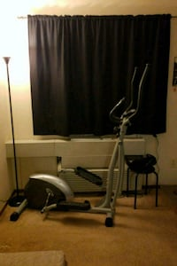 black and gray elliptical trainer Westerville, 43081