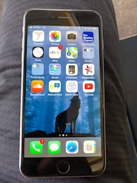 Space gray iphone 6 with case Waco, 76708
