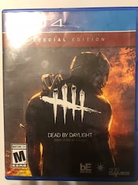 Dead by Daylight PS4 Game(special edition) Clarksville, 37042
