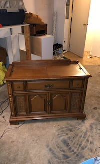 Console Table/ Record Player Burnaby, V5E 1P3