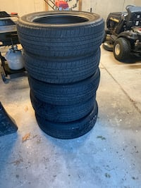 5 Tires in excellent condition! Chesapeake, 23322