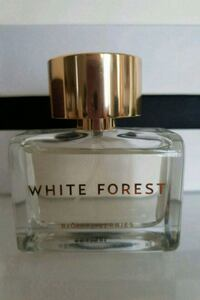 Bjork&Berries White Forest duft 50ml Oslo, 0254