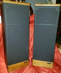 Advent Prodigy Tower Speakers (2)