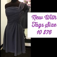 New With Tags Size 6 Short Formal $76 Indianapolis