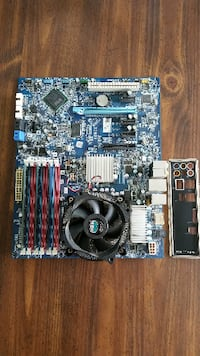 Motherboard dell 5DN3X Springfield