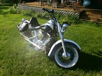 2005 Harley Davidson softail deluxe  Riverdale Park