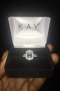 Real Diamond Ring Never been worn Detroit, 48227