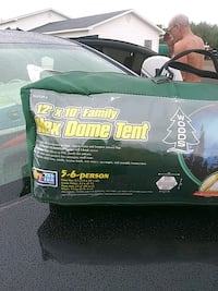 5 to 6 men tent 1 tent for 40$ or 2 for 50$ Moncton, E1A 7B3