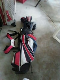 red and black golf bag Titusville, 32780
