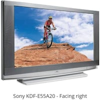 """Sony 55"""" TV & Stand Spring, 77373"""