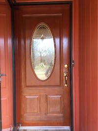 Solid Wood Door SILVERSPRING