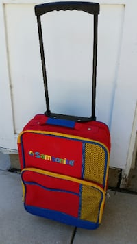Samsonite pull-on Luggage