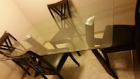 Brand new dinning table with 4 chairs Calgary, T2Y 4S4