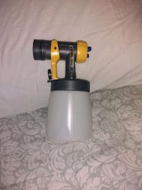 Wagner paint sprayer canister