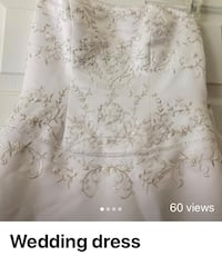 white and gray floral mattress Waddell, 85355