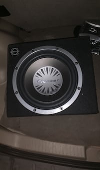Pioneer Subwoofer  Dartmouth, B3A 0C6