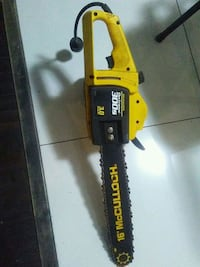 Mcculloch Electric chainsaw  Port Coquitlam, V3C 1X9
