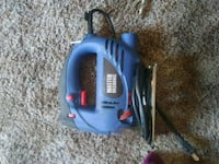 blue and black corded power tool Redding, 96003