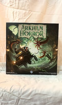 Arkham Horror Board Game with Expantion