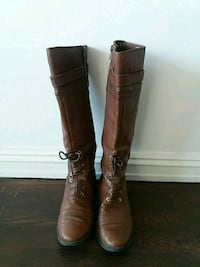 Boots/brown/size 37.5