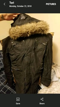 Tna winter jacket  size small  Brampton, L6V 3P7