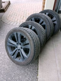 Hyundai Genesis Coupe Performance Tires and Rims