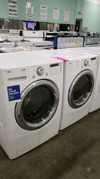 Lg natural gas set dryer/washer 27inches!  Hempstead, 11550