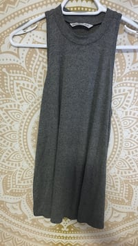Long grey tank top Edmonton, T5T 2P5