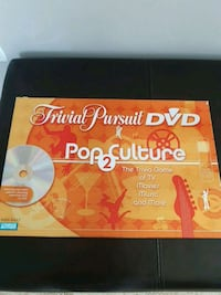 Trivial Pursuit Pop Culture $2-Porch pickup  Kitchener, N2E 4C7