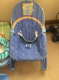 Child's vibrating chair