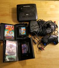 Sega Genesis  and games Independence, 44131