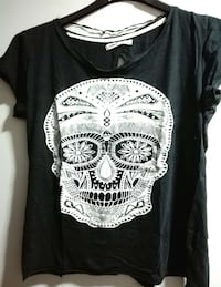 camiseta calavera lefties talla l Finestrat