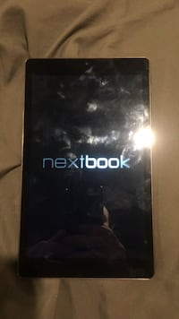 Next book 16 gb great notebook for the young one to prove that they can have a real iPad Woburn, 01801
