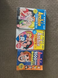 Archie Comics Collection!! comics issues from 1997