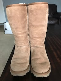 Authentic Women Ugg Boots- size 8 Montréal, H4M 1K5