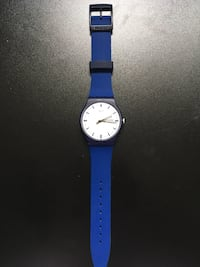 Blue Swatch Watch Laval, H7T 2M4
