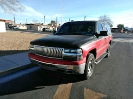 2002 Chevrolet Tahoe 2-Wheel Drive LS