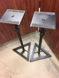 Pair of Triangle Speaker Stands  Bakersfield, 93309
