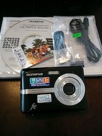 OLYMPUS FE-25 10MP DIGITAL CAMERA Pickering, L1V 3V7