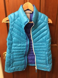 Free Country Blue bubble vest San Jose, 95135