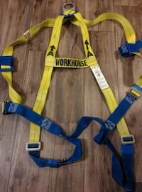 Workhorse safety harness Calgary, T2C 1B6