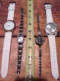 Lot of 4 Women's watch's. Tucson, 85710